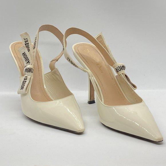 Christian Dior J'Adior slingback pumps Size 38